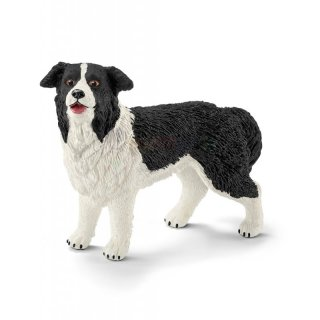 Schleich 16840 Border Collie Farm World Hunde