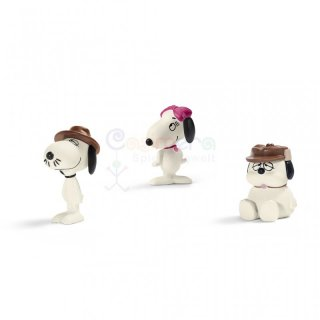 SCHLEICH 22058 Scenery Pack Snoopys siblings