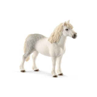 Schleich 13871 Welsh Pony Hengst Farm World Pferde