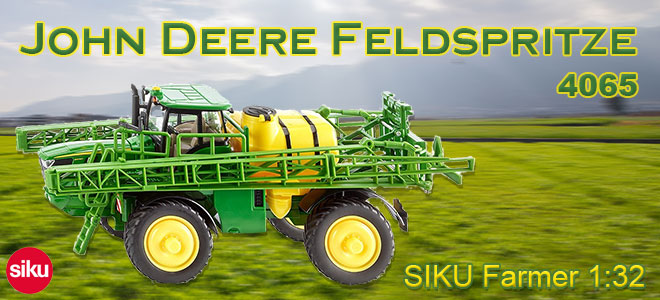 SIKU Farmer 4065 1:32