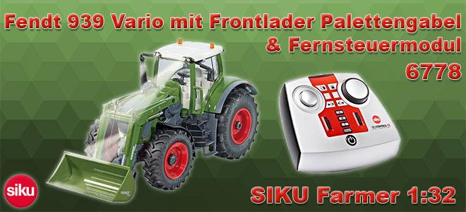 Siku Farmer 6778 1:32